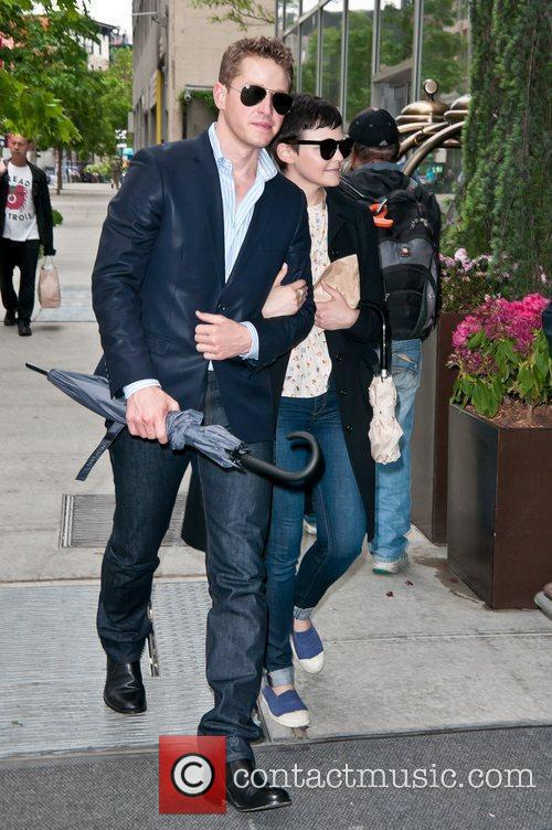 Ginnifer Goodwin and Dallas 4