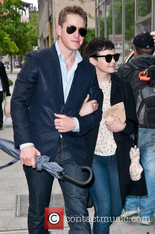 Ginnifer Goodwin and Dallas 6