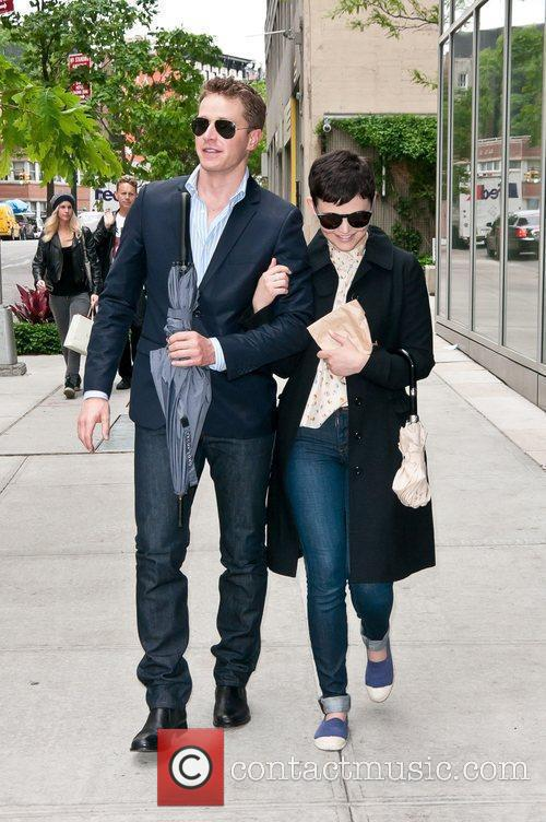 Ginnifer Goodwin and Dallas 7