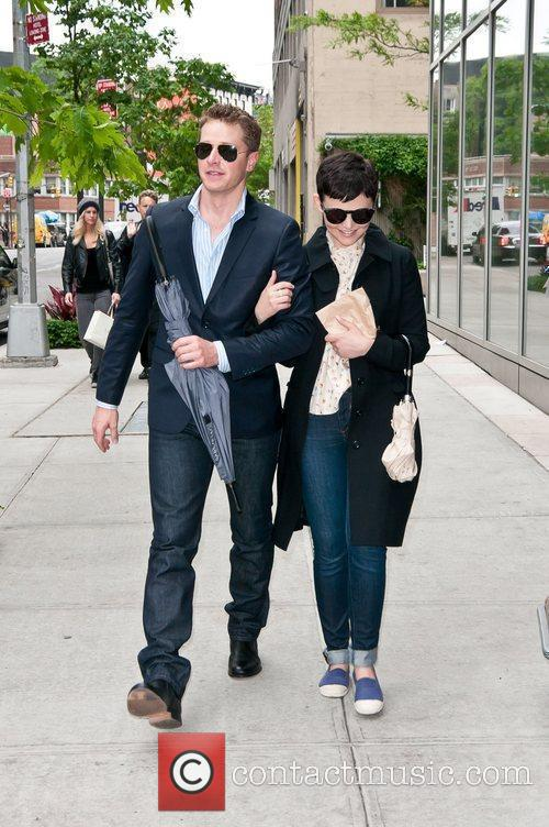 Ginnifer Goodwin and Dallas 8