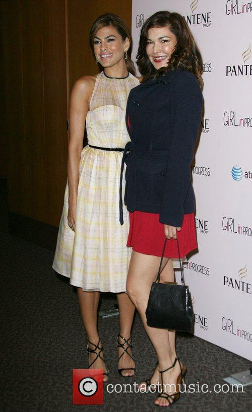 Eva Mendes and Laura Harring 3
