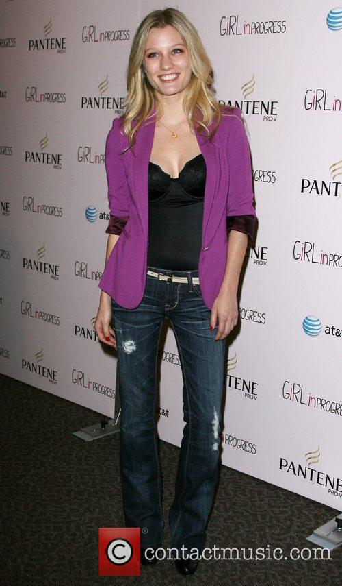 Ashley Hinshaw Los Angeles Special Screening of Girl...