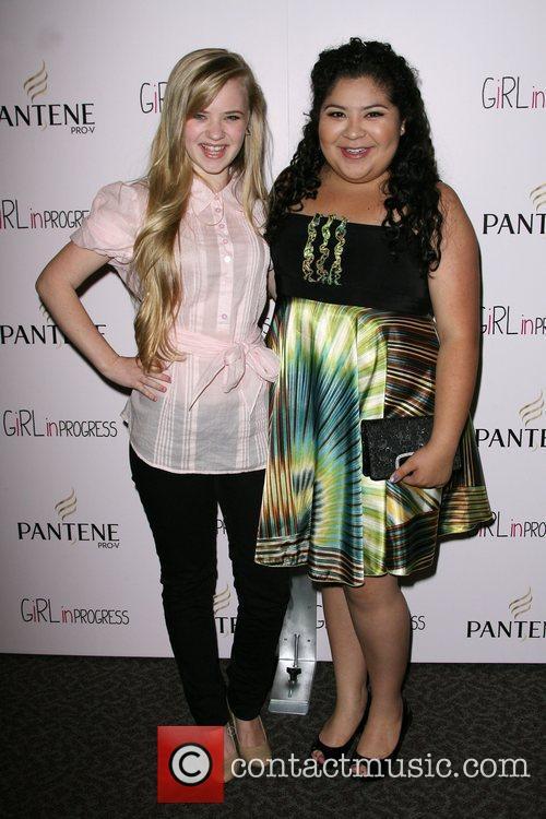 Raini Rodriguez and Sierra McCormick Los Angeles Special...
