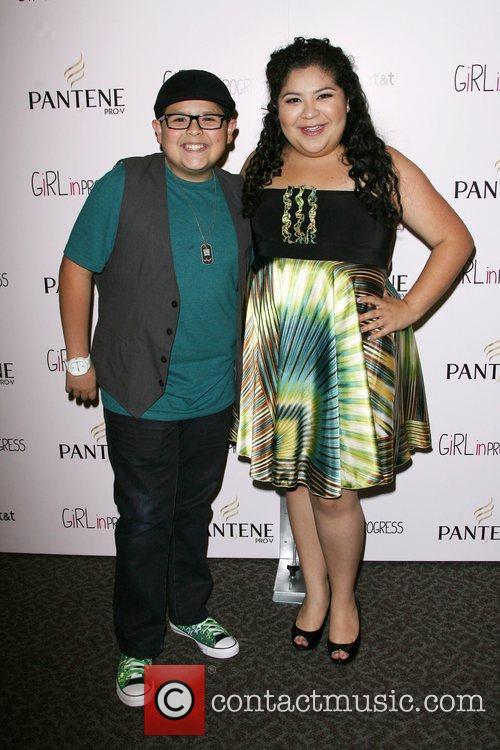 Rico Rodriguez and Raini Rodriguez Los Angeles Special...