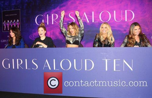 cheryl cole girls aloud announce the release 4134177