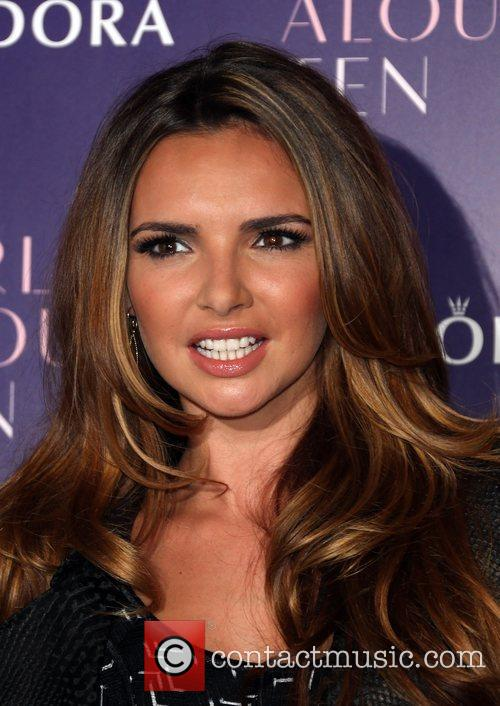 Nadine Coyle Girls Aloud announce the release of...