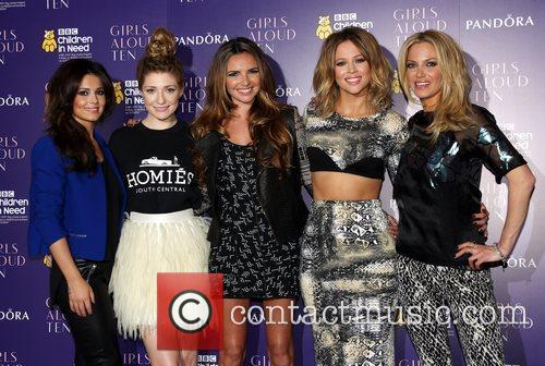Cheryl Cole, Nicola Roberts, Nadine Coyle, Kimberley Walsh, Sarah Harding