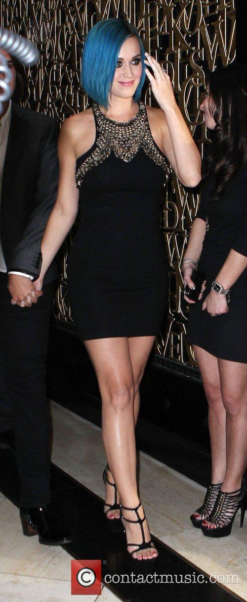 Katy Perry 1 OAK Las Vegas kicks off...