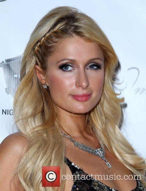 Paris Hilton 1 OAK Las Vegas kicks off...