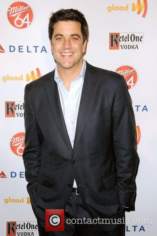 Josh Elliot,  at the 2012 GLAAD Manhattan...