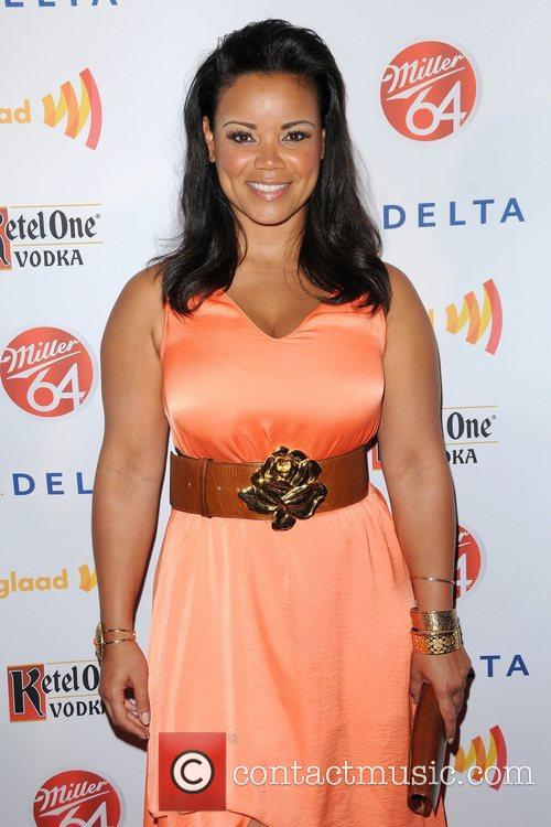 Kimberly Locke,  at the 2012 GLAAD Manhattan...