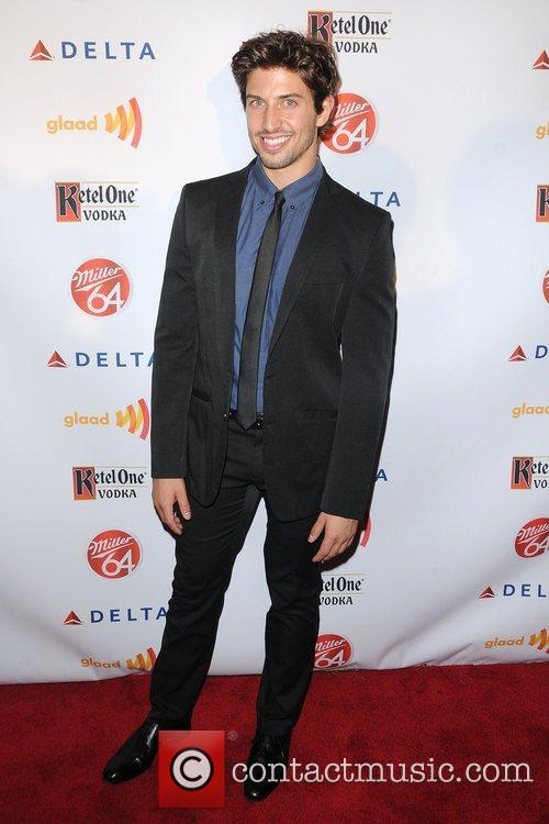 Nick Adams ,  at the 2012 GLAAD...