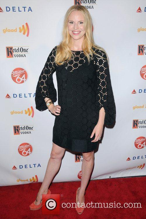 Rosie Pope,  at the 2012 GLAAD Manhattan...
