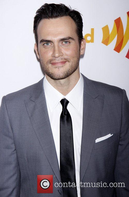 Cheyenne Jackson  23rd Annual GLAAD Media Awards...