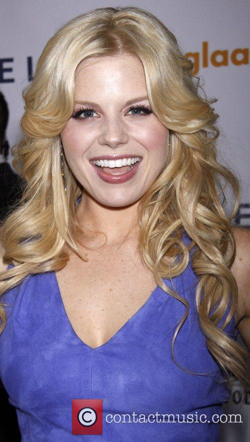 Megan Hilty from the TV show 'Smash' 23rd...