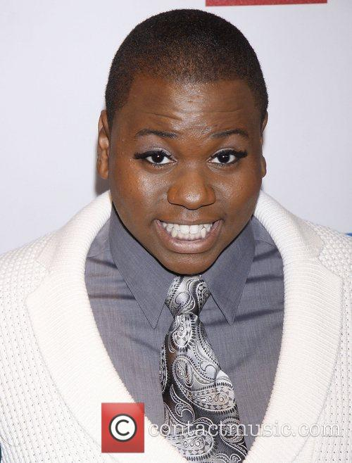 Alex Newell  23rd Annual GLAAD Media Awards...