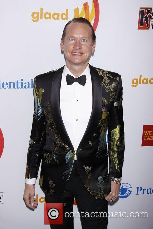 Carson Kressley 23rd Annual GLAAD Media Awards at...