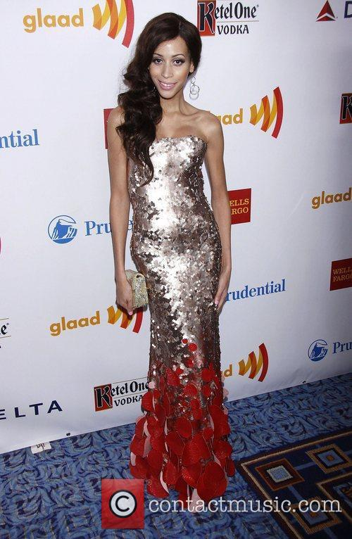 Isis King  23rd Annual GLAAD Media Awards...