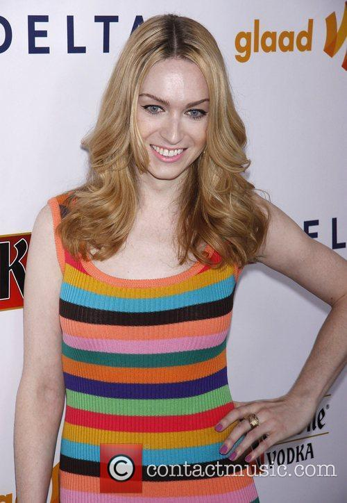 Jamie Clayton  23rd Annual GLAAD Media Awards...