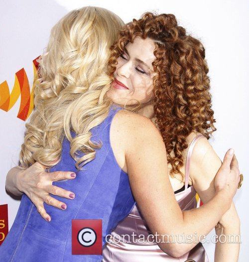 Megan Hilty and Bernadette Peters 4