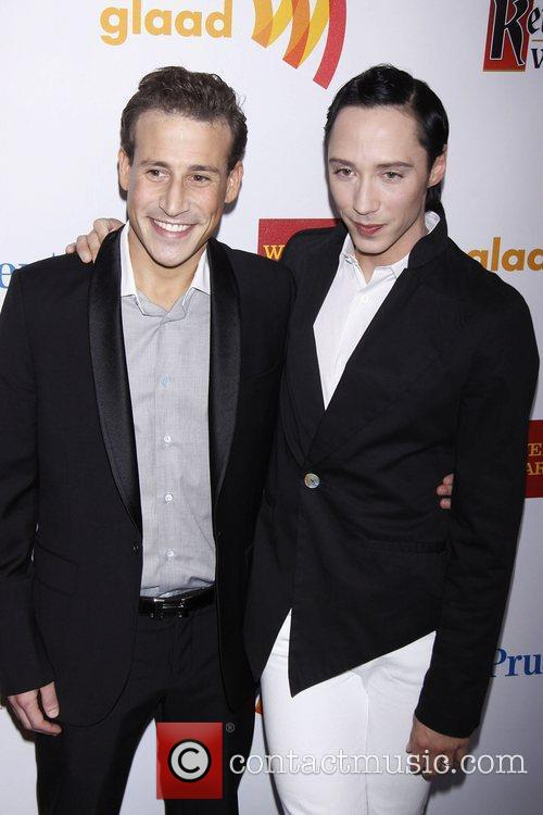 Victor Voronov and Johnny Weir  23rd Annual...