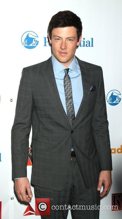 Cory Monteith GLAAD