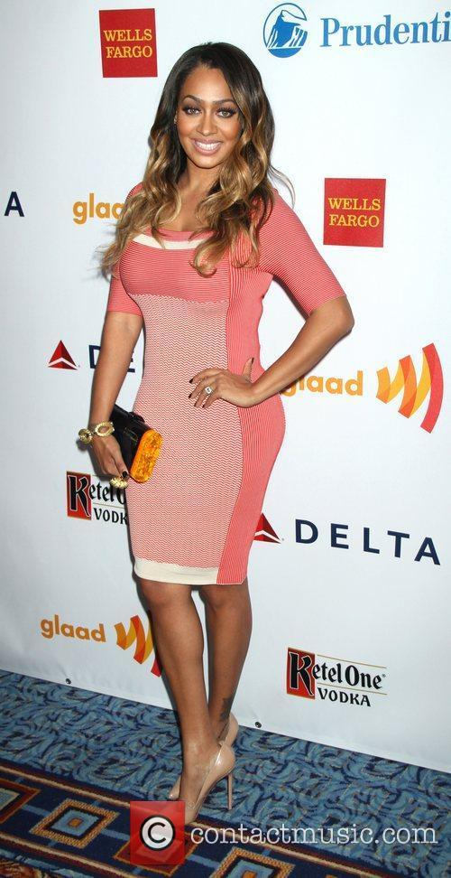 La La Vazquez 23rd Annual GLAAD Media Awards...