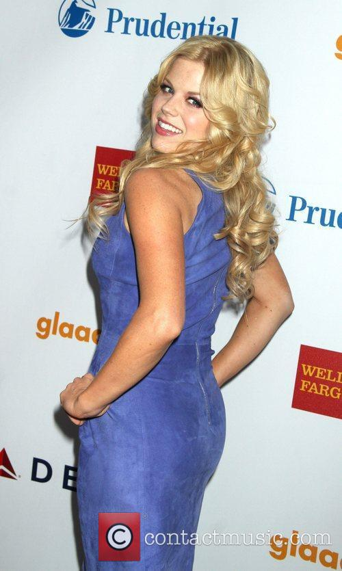 Megan Hilty 23rd Annual GLAAD Media Awards at...
