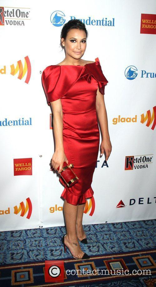 Naya Rivera 23rd Annual GLAAD Media Awards at...