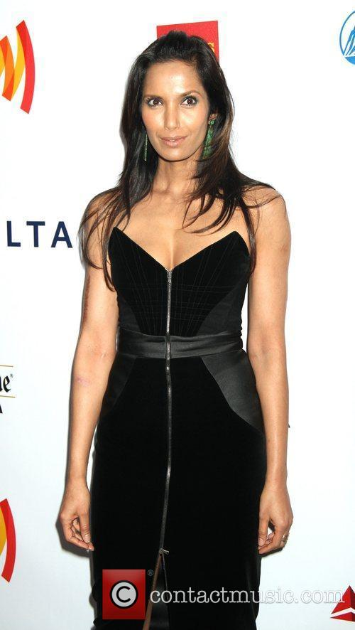 Padma Lakshmi 23rd Annual GLAAD Media Awards at...