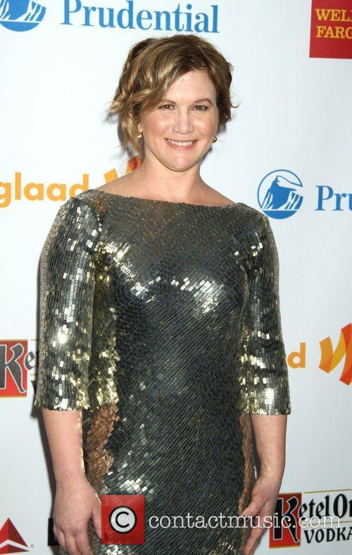 Tracey Gold 23rd Annual GLAAD Media Awards at...