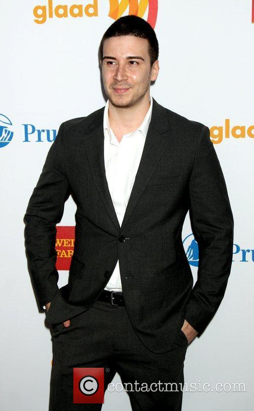 Vinny Guadagnino 23rd Annual GLAAD Media Awards at...