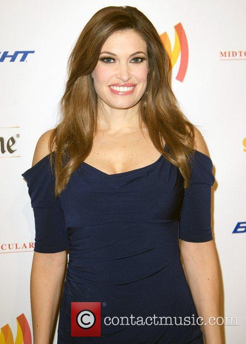 Kimberly Guilfoyle GLAAD Art Auction, held at the...