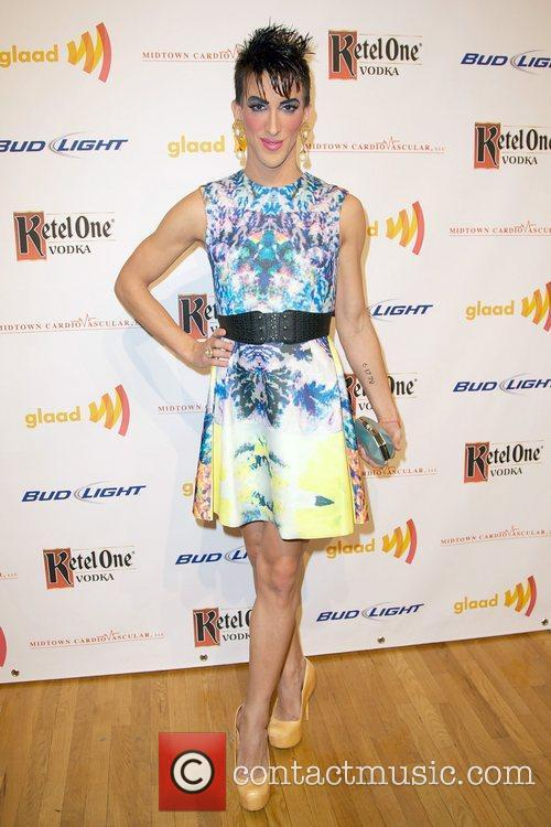 Marti Gould Cummings GLAAD Art Auction, held at...