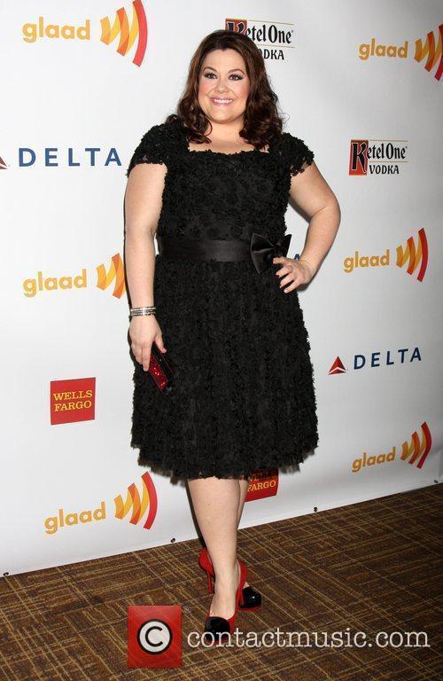 Brooke Elliott The 23rd Annual GLAAD Media Awards...
