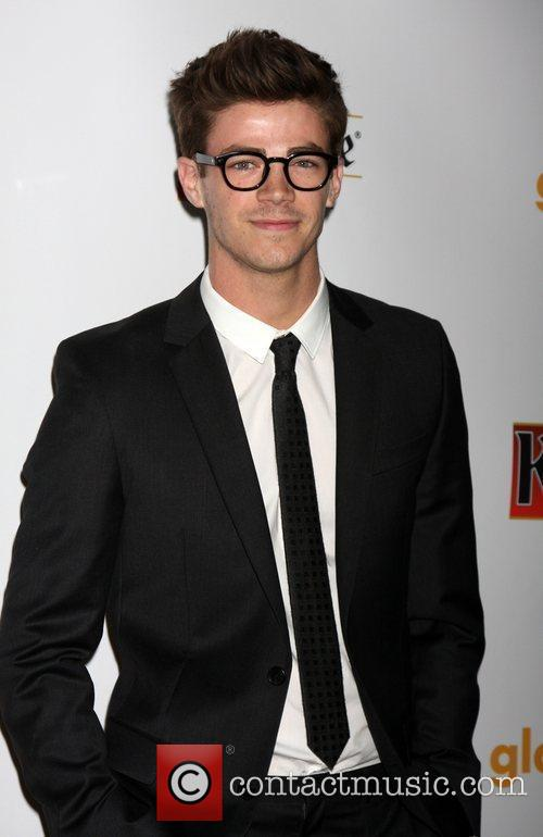 Grant Gustin The 23rd Annual GLAAD Media Awards...