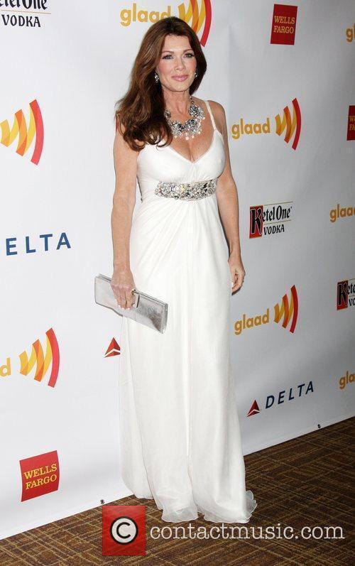 Lisa Vanderpump The 23rd Annual GLAAD Media Awards...