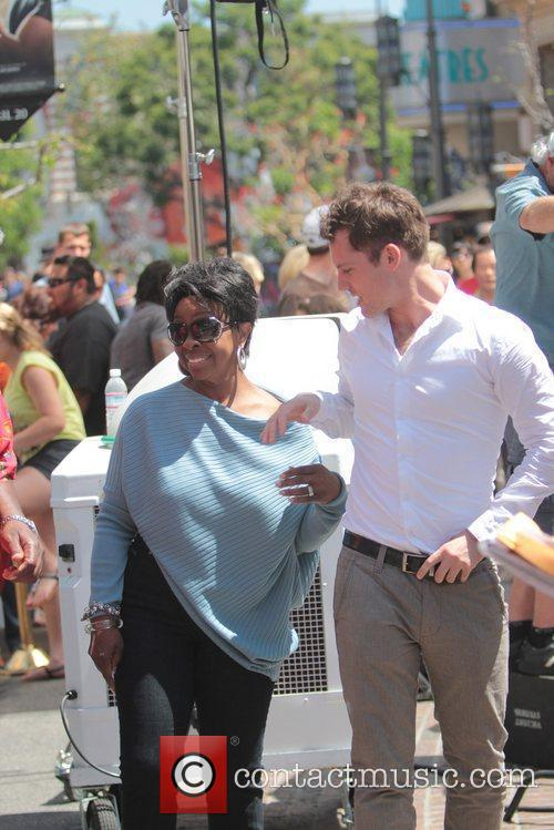 gladys knight and her dwts partner tristan 5828511
