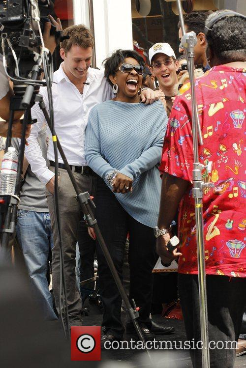 gladys knight and her dwts partner tristan 5828519