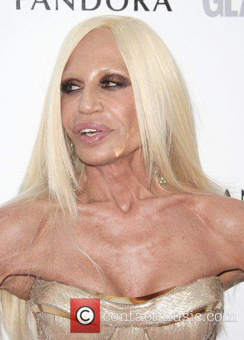 Picture - Donatella Versace , Tuesday 29th May 2012
