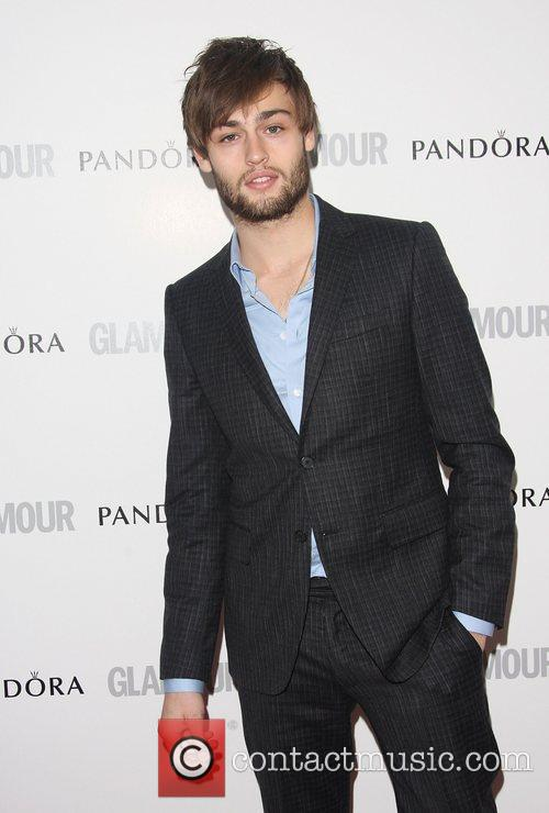 Douglas Booth The Glamour Women of the Year...