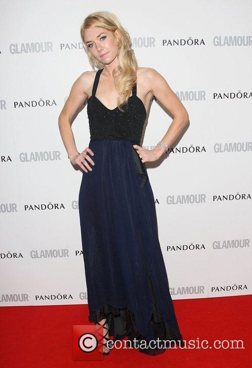 Guest, Donatella Versace and Glamour Women Of The Year Awards 2