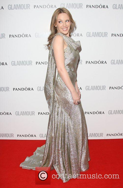 Kylie Minogue and Glamour Women Of The Year Awards 4