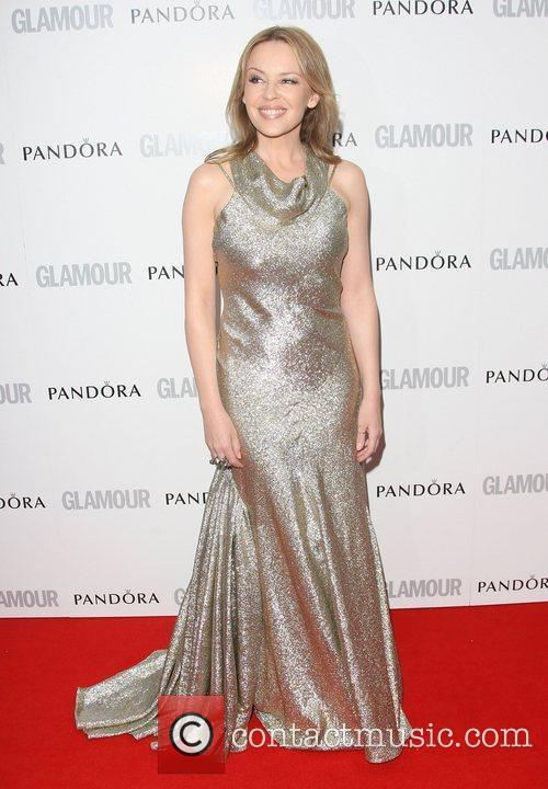 Kylie Minogue and Glamour Women Of The Year Awards 5