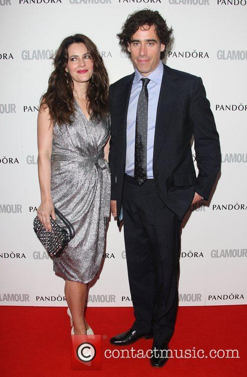 Stephen Mangan and Louise Delamere The Glamour Women...