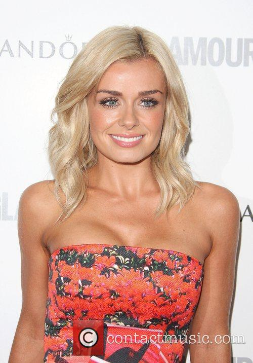 Katherine Jenkins and Glamour Women Of The Year Awards 2