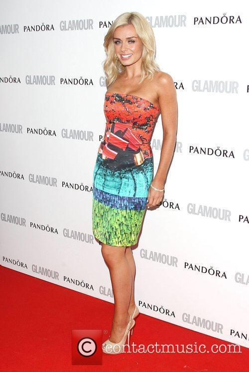 Katherine Jenkins and Glamour Women Of The Year Awards 3