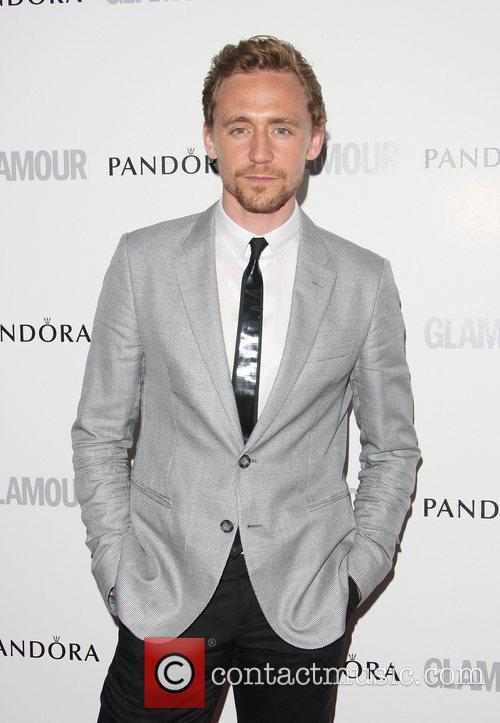 Tom Hiddleston The Glamour Women of the Year...