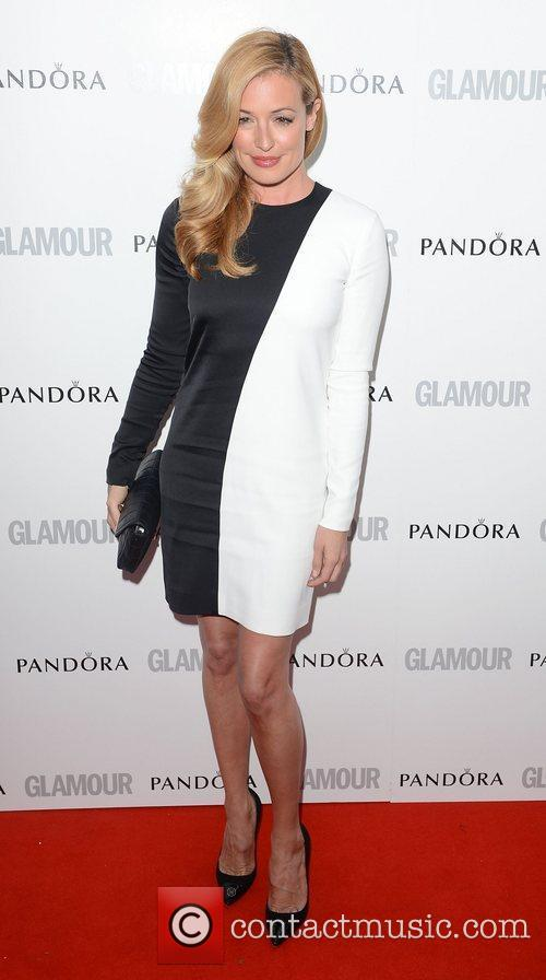 Cat Deely at The Glamour Women of the...