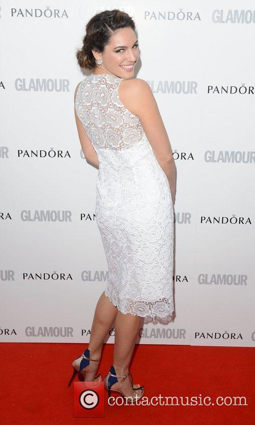 Kelly Brook at The Glamour Women of the...